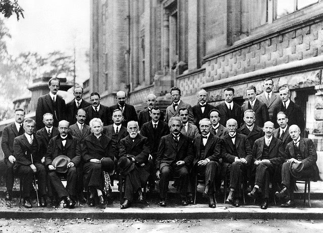 The Solvay conference of 1927