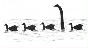 Black swans: The limits of probabilistic modelling